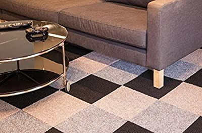 IncStores Berber Carpet Tiles