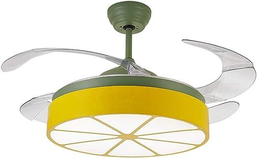 Ventiladores de techo con lámpara Luz De Ventilador De Techo Luz ...