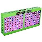 MarsHdyro Reflector96 LED Grow Light Full Spectrum Veg Flower Switchable Spectrum( 207W True Watt Panel)