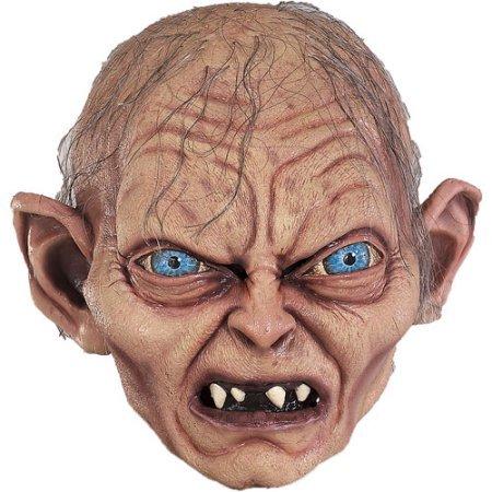 Gollu (Gollum Mask Costume)