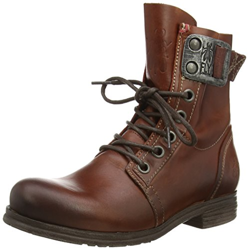 013 Stay Rojo Mujer Fly Botas London Brick nOUwFSFq