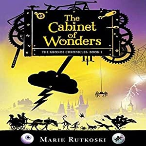 The Cabinet of Wonders Audiobook