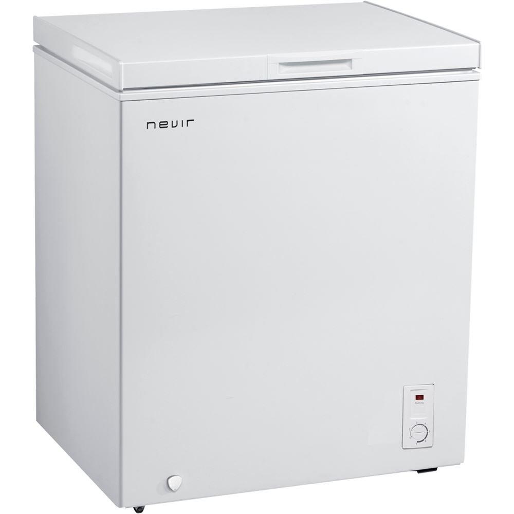 Nevir congelador horizontal nvr4391 ch145 nvr4391ch145: Amazon.es ...