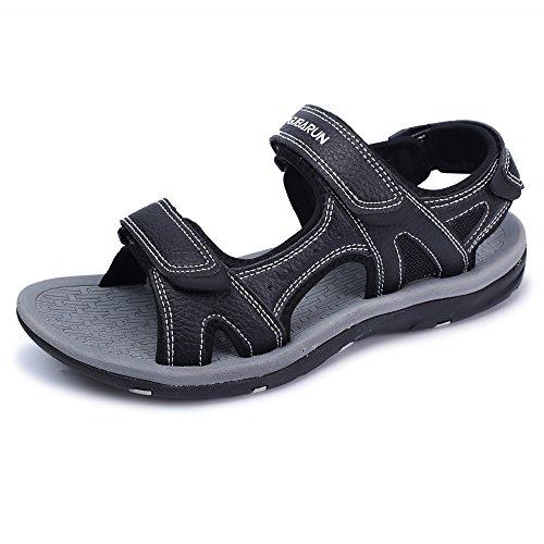 223318d7370463 Jual GUBARUN Athletic Sandals for Men Open-Toe Sandals Strap Summer ...