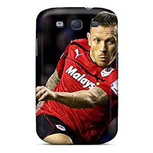 Shock-Absorbing Cell-phone Hard Covers For Samsung Galaxy S3 (gvk19277ppgR) Provide Private Custom Realistic Muse Image