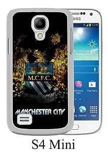 Popular Samsung Galaxy S4 Mini Case ,Manchester City 7 white Samsung Galaxy S4 Mini Cover Beautiful And Durable Designed Case