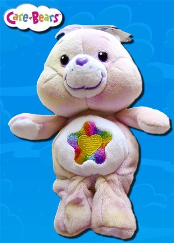 Care Bears TRUE HEART 25th Anniversary Retro Discontinued (True Heart Care Bear)