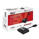 Club3D DisplayPort 1.2 to 3 DisplayPort Multi-Display MST Hub (CSV-5300A)