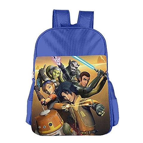 Star Wars Rebels School Backpack Bag (Star Wars Rebel Bag)