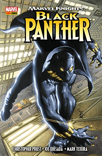 Marvel Knights: Black Panther (German Edition)