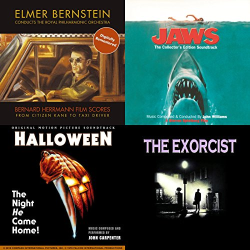 Creepy Horror Scores (The Halloween Theme Music)