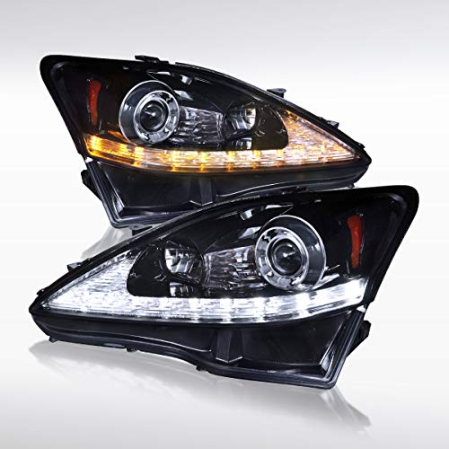 lexus is 350 headlights - 4