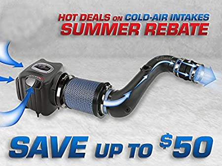 aFe Power 54-74104 Momentum GT Sealed Cold Air Intake System for GM Silverado//Sierra 1500