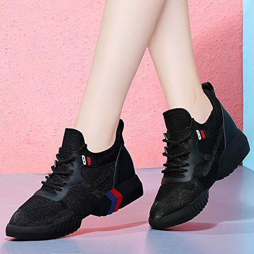 GTVERNH Frauen Schuhe Schuhe Schuhe Lässig Sportschuhe Alte Schuhe Damenschuhe Nahen Heels Wasserdicht Tabellen Vier-Jahreszeiten-Schuhe. d4c577