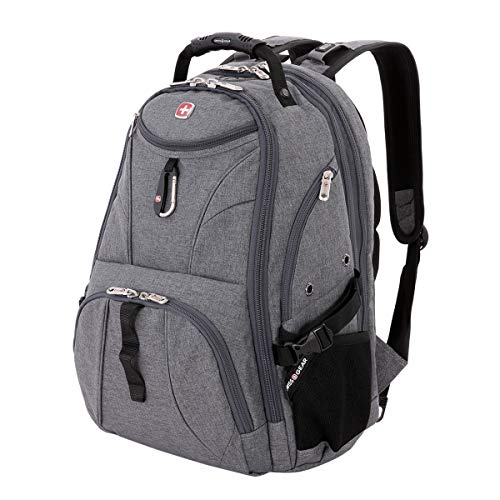 SwissGear 1900 Scansmart TSA Laptop Backpack - Grey ()