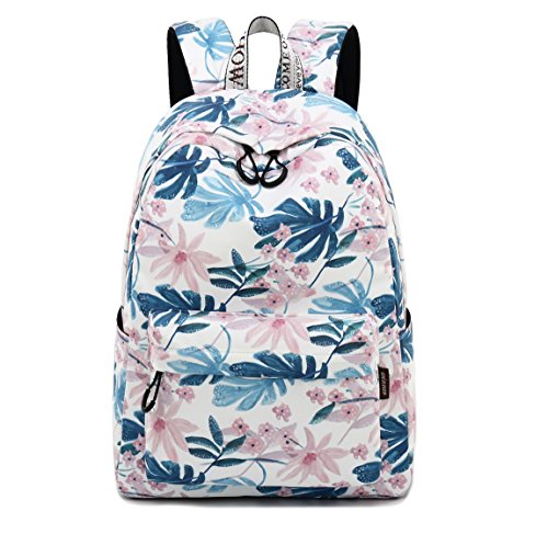 Amazon.com: Joymoze Leisure Backpack for Girls Teenage School Backpack Women Backpack Purse (Cute Flower): Toys & Games