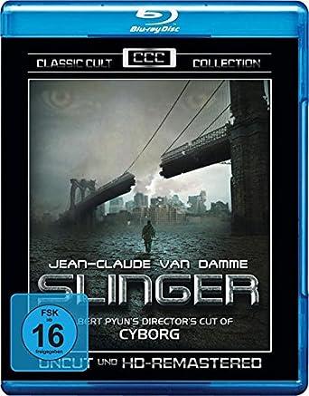 Slinger - Albert Pyuns Directors Cut of Cyborg Classic ...