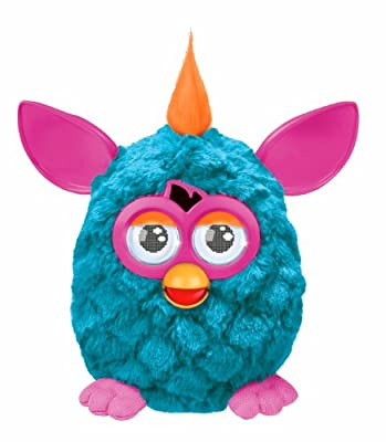 Furby - Teal/Pink from Furby