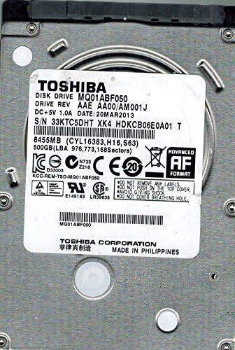 Toshiba MQ01ABF050 500GB AAE AA00//AM001J Philippines