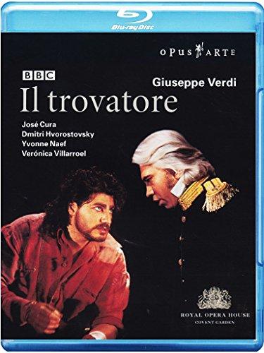 Tomas Tomasson - Il Trovatore (Blu-ray)