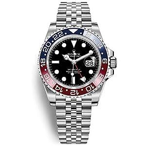 51aZJRHYaNL. SS300  - Rolex GMT-Master II 126710BLRO Pepsi
