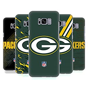 Official NFL Green Bay Packers Logo Hard Back Case for Samsung Galaxy S8