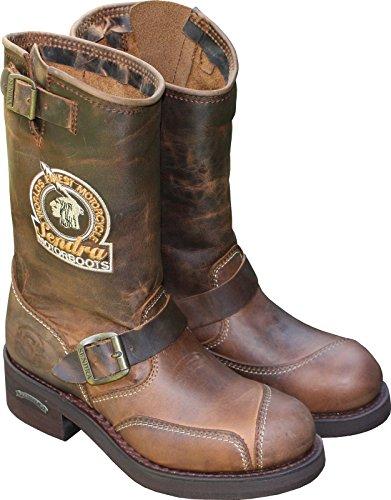 Sendra 3565 - Stivali, colore: marrone