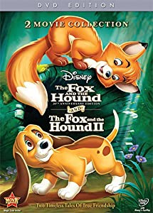 The Fox and the Hound / The Fox and the Hound II (Two-Pack) by Walt Disney Home Video