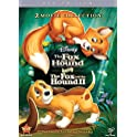 The Fox And The Hound / The Fox And The Hound II on DVD
