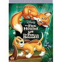 The Fox And The Hound / The Fox And The Hound II on DVD