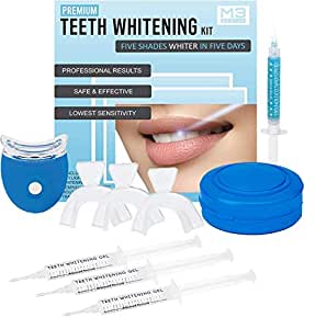 M3 Dental Premium Teeth Whitening Home Kit