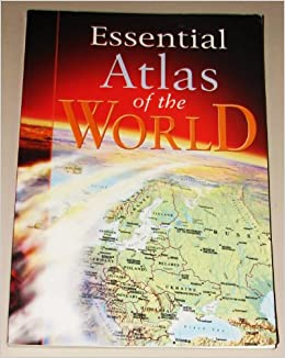 Essential atlas of the world barnes and noble 9780760727553 turn on 1 click ordering for this browser gumiabroncs Choice Image