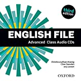 ENGLISH FILE ADV CLASS AUDIO CD (5) 3ED (English File Third Edition) - 9780194502528