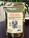 Palo Azul Kidney Wood Certified Organic Blue Stick Detox 6oz - TeaTox - Palo Azul Tea - Palo Dulce or Palo Santo wood - Eysenhardtia polystachya herb (6oz) by NATURE'S INNOVATION INC