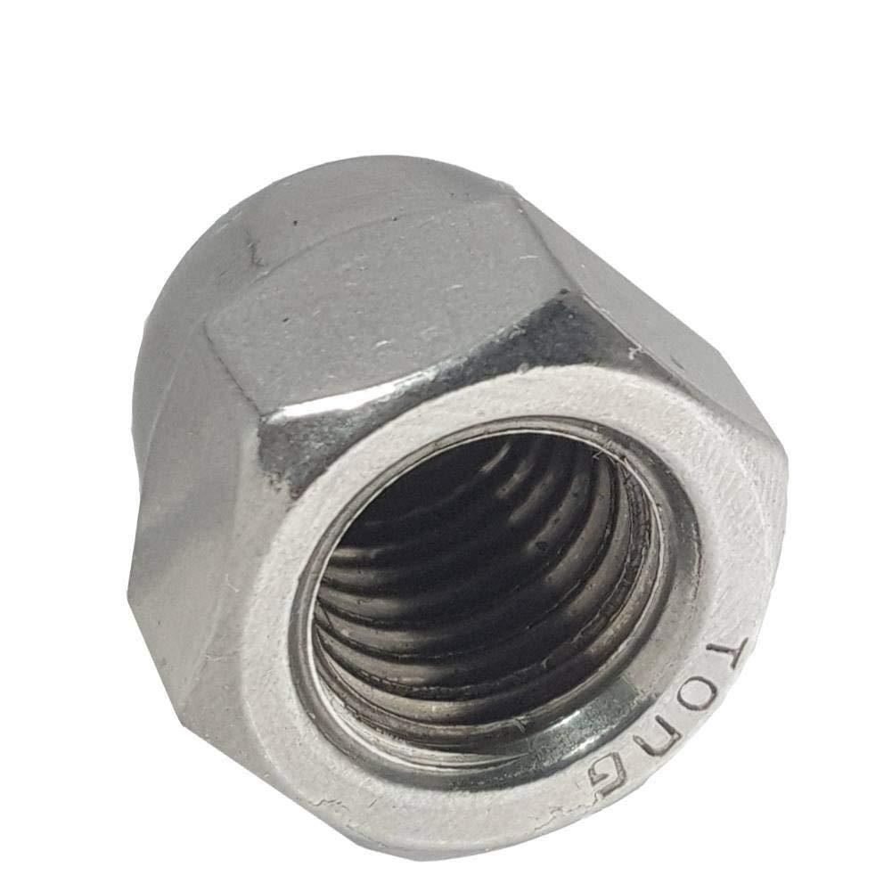 FullerKreg 5/16'-18 Acorn Cap Nuts,18-8 Stainless Steel, Quantity 20 Fullerdongluo