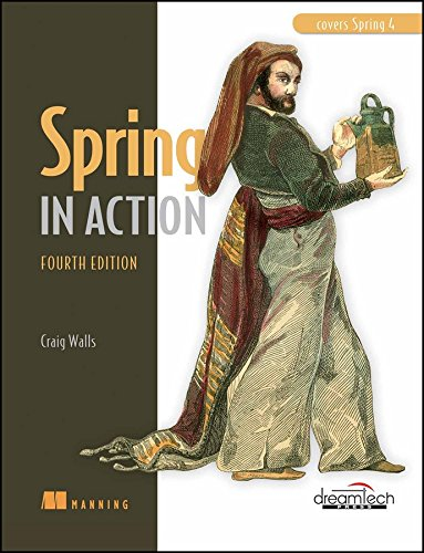 Spring In Action - Spring In Action, 4Th Ed