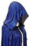 Apiidoo Full Length Cloak with Hood Halloween