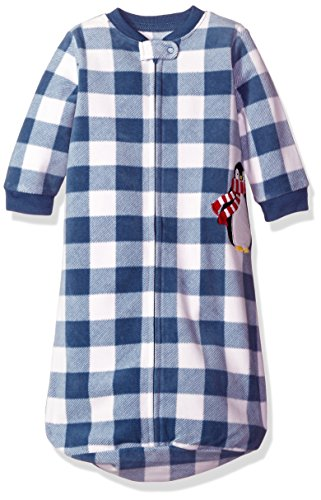 Applique Sleepsack - Carter's Baby Boys' Sleepbag 118g627, Blue, OS9