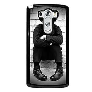 Amusing Charlie Chaplin Phone Case For LG G3 Retro Style Chaplin