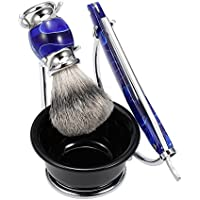 Anself 4 In 1 Facial Shaving Set Shaving Holder