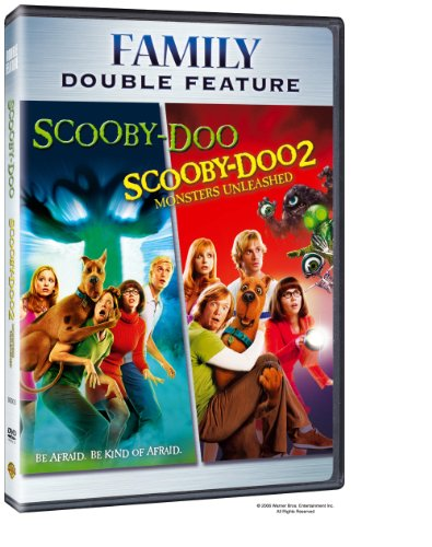 Scooby-Doo: The Movie/Scooby-Doo 2: Monsters Unleashed (DVD) (DBFE)