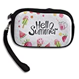 HACVREQ Unisex Personalized Wallet,Summer Purse Bag Woman Ladies Men Gentlemen