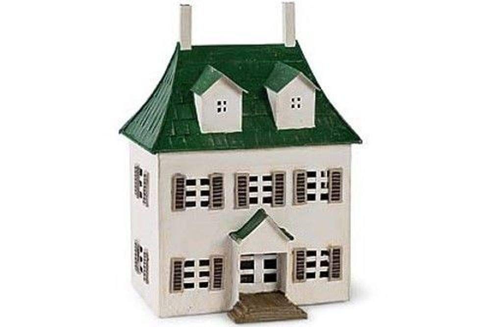 Miniature Dollhouse FAIRY GARDEN - Colonial Home - Accessories