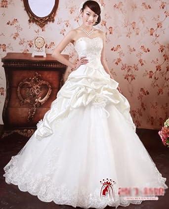 6c605e912352f HS226 XLサイズ ウェディングドレス.