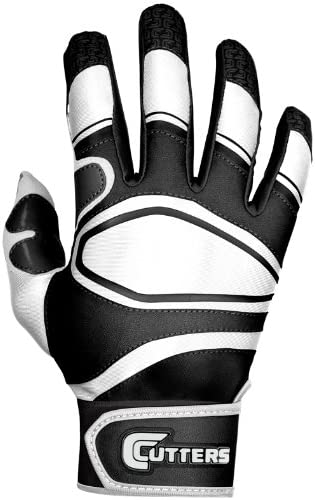 Cutters Gloves Youth Power Control Baseball Batting Glove