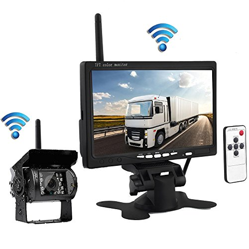podofo Wireless Waterproof Assistance Motorhome product image
