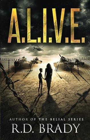 book cover of A.L.I.V.E.