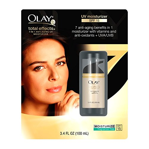 Olay Total Effects Anti-Aging Moisturizer, Fragrance Free