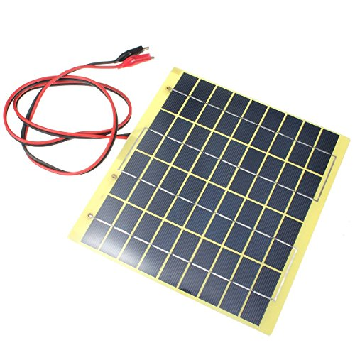 CAMTOA-5-Watt-12Volt-Photovoltaic-Panel-Polycrystalline-Mini-Solar-Panel-Module-Solar-System-Solar-Epoxy-Charger-DIY-for-Home-Lighting-With-Wires