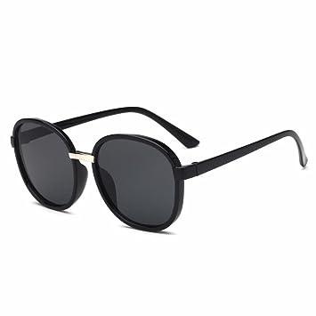 Aoligei Gafas de sol de gafas de sol señora Shing ...